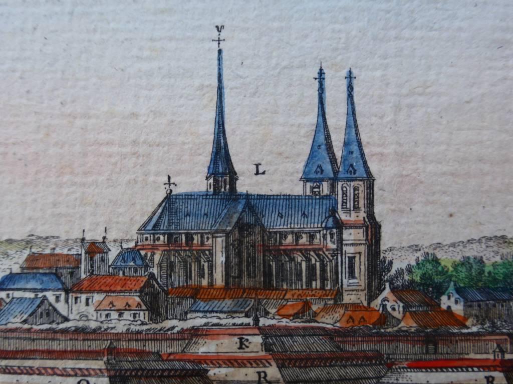 2000 ans d'histoire - Les Temps Moderne - Eglise l'Abbatiale