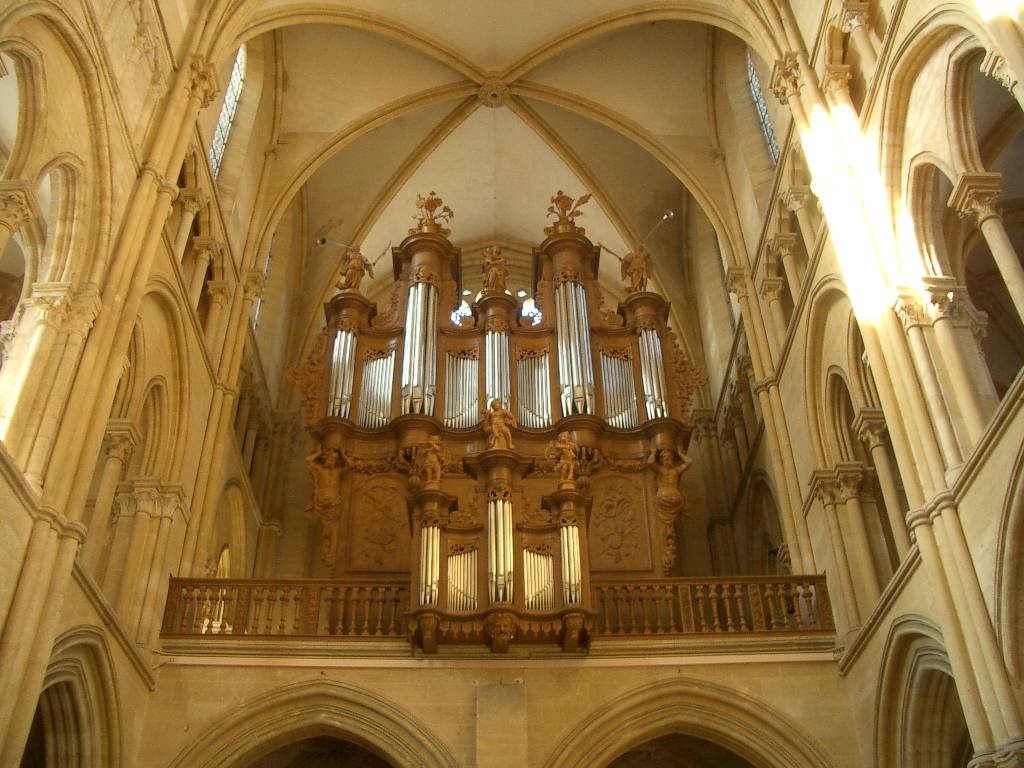 Culture et patrimoine - Lieux à découvrir - l'orgue