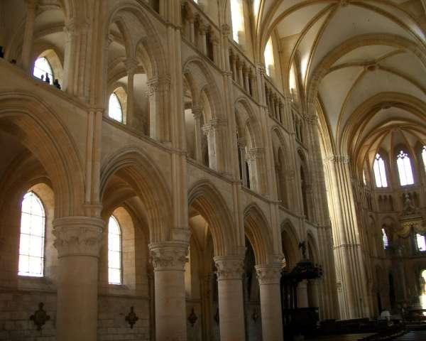 Culture et patrimoine - Lieux à découvrir - église l'Abbatiale