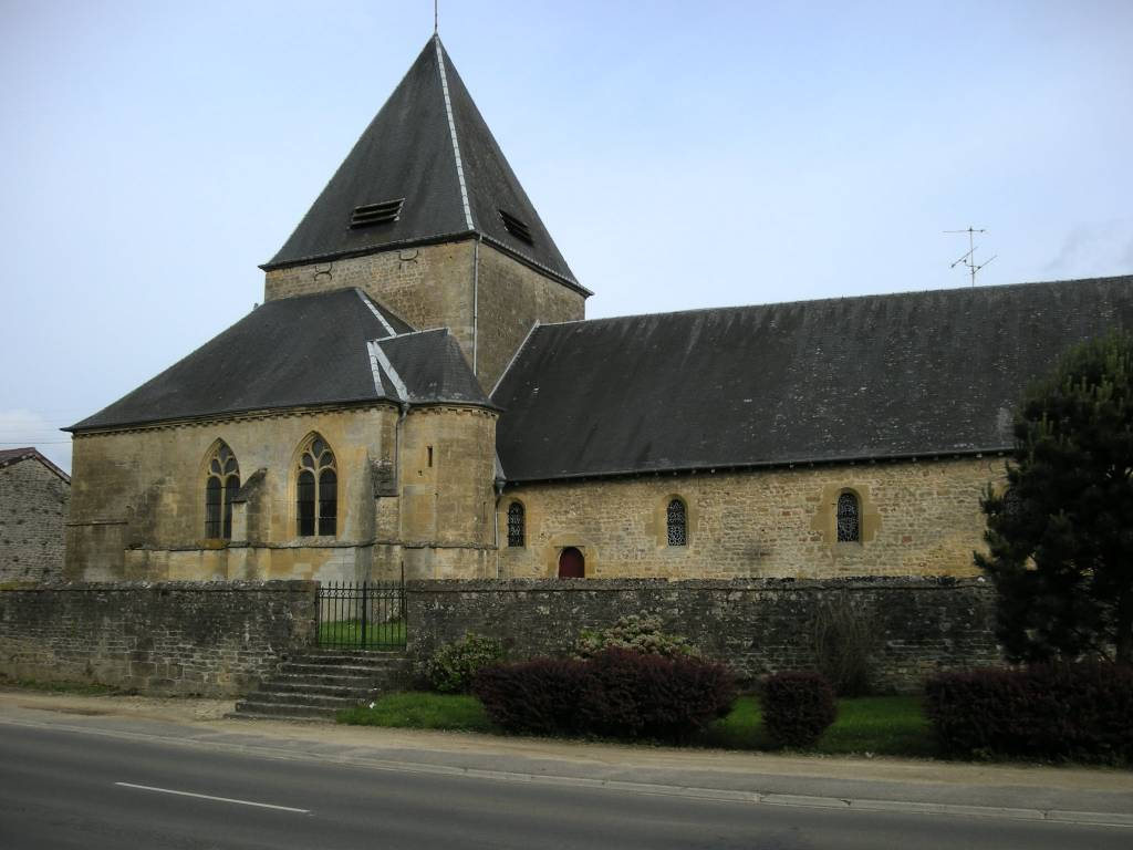 Culture et patrimoine - Lieux à découvrir - Eglise du Faubourg Sainte-Geneviève