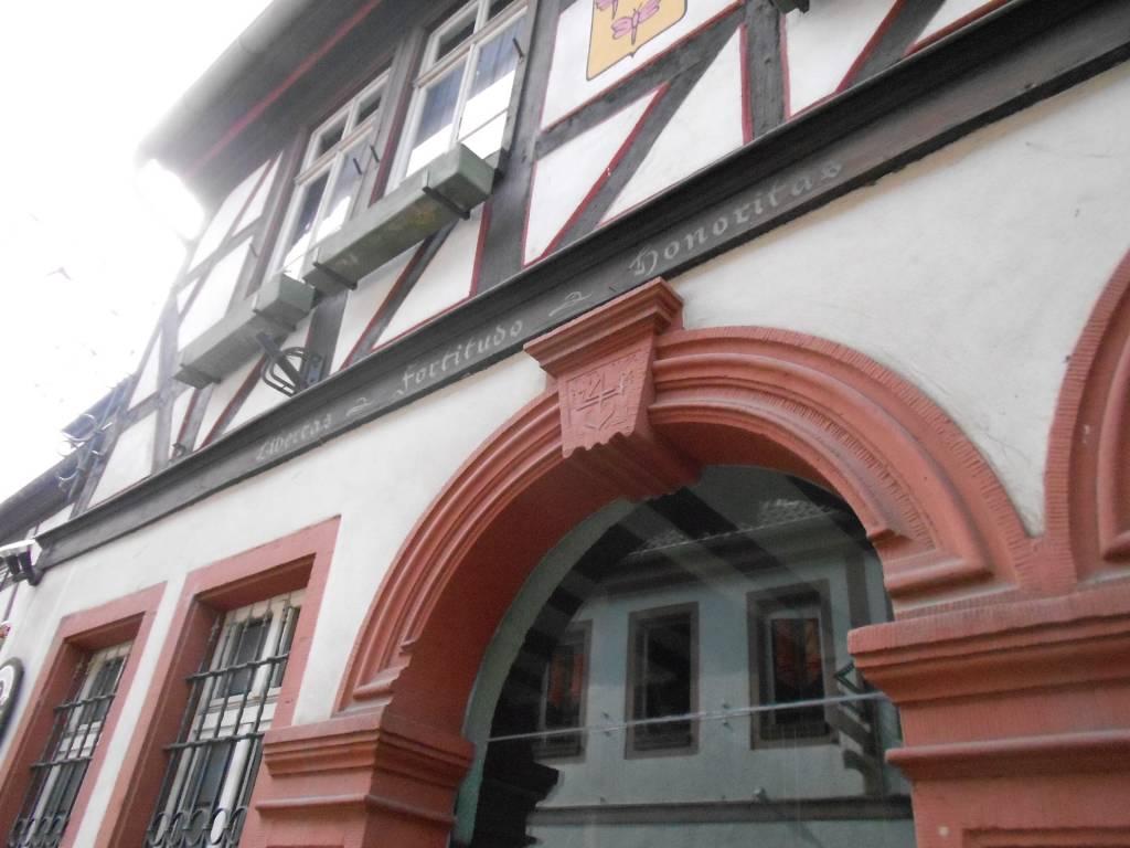 Mairie Groß-Rohrheim