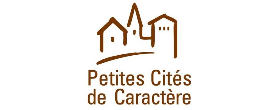 Petites Cités de Caractère - Logo